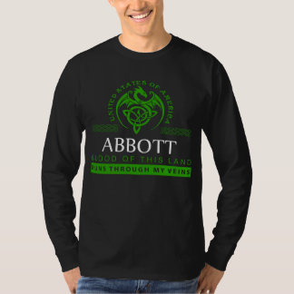 Gift T-Shirt For ABBOTT