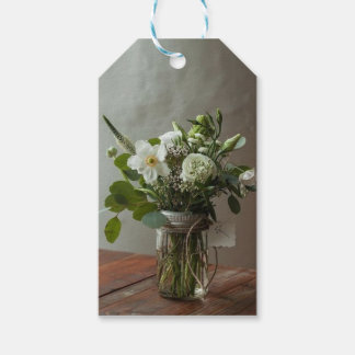 Gift Tags - Bouquet in a Jar