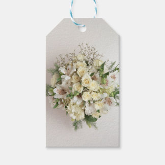 Gift Tags - Bouquet of Wedding Flowers