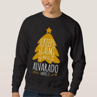 Gift Tshirt For ALVARADO