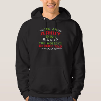 Gift Tshirt For ASHBY