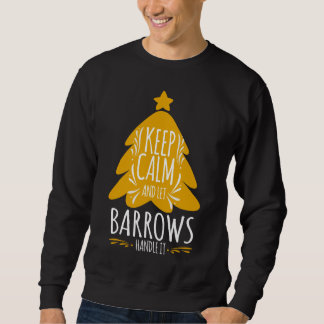 Gift Tshirt For BARROWS