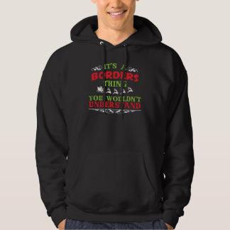 Gift Tshirt For BORDERS