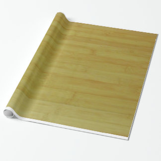 Gift Wrap - Bamboo Boards
