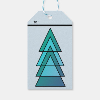 gift wrap tag by DAL