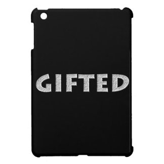 Gifted concept. iPad mini covers