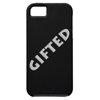 Gifted concept. iPhone 5 cases