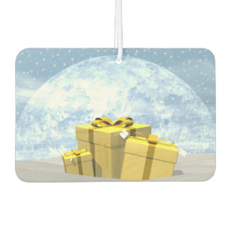 Gifts - 3D render Air Freshener
