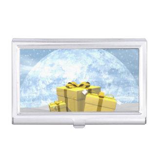 Gifts - 3D render Business Card Holder