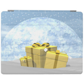 Gifts - 3D render iPad Cover