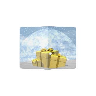 Gifts - 3D render Passport Holder