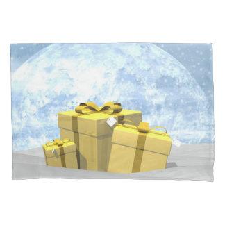 Gifts - 3D render Pillowcase