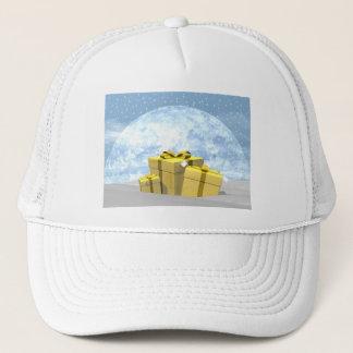 Gifts - 3D render Trucker Hat