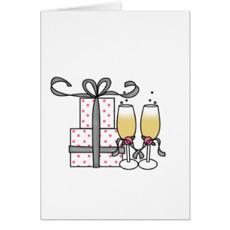 Gifts and Champagne Cards