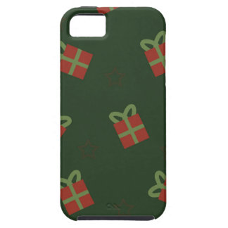 Gifts and stars pattern case for the iPhone 5