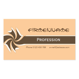 Gifts Business Card Template