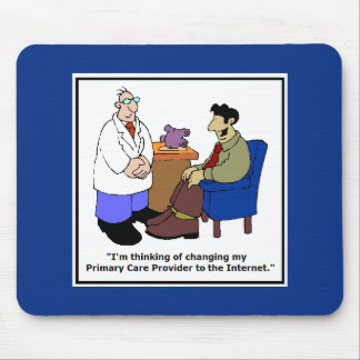 Gifts for Doctors - Physician Mousepad