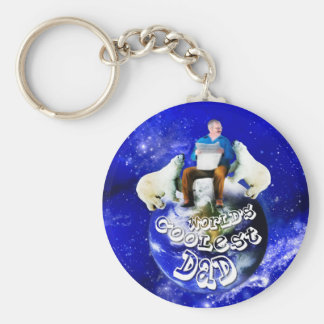 Gifts for Father's day or his birthday Keychain