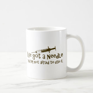 Gifts for Nurses & Diabetics Coffee Mug
