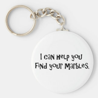 Gifts for Psychiatrists Basic Round Button Keychain