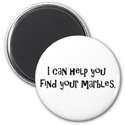Gifts for Psychiatrists Refrigerator Magnet