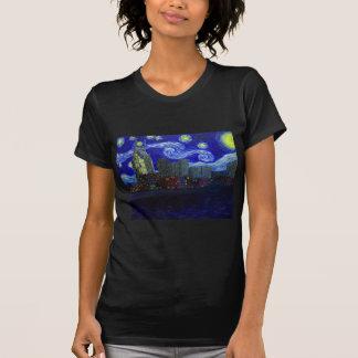 "Gifts: ""Nashville Starry Night"" by Jack Lepper T-Shirt"