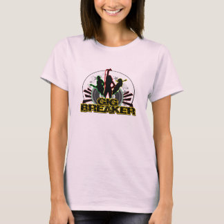 "Gig Breaker - ""Breaking Out"" Logo T-Shirt"