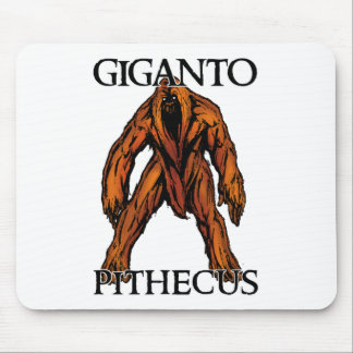 Gigantopithecus Mouse Pad