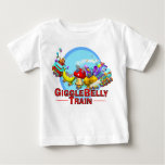 GiggleBellies The GiggleBellie Train Tshirt