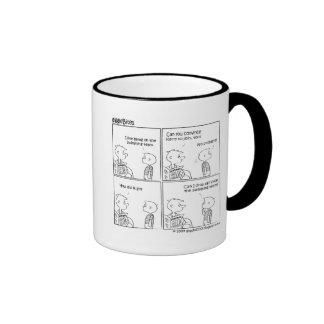 giggleBites : Équipe de natation Mugs