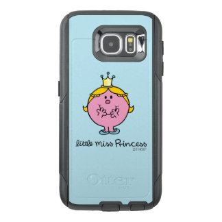 Giggling Little Miss Princess OtterBox Samsung Galaxy S6 Case