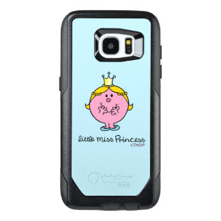 Giggling Little Miss Princess OtterBox Samsung Galaxy S7 Edge Case