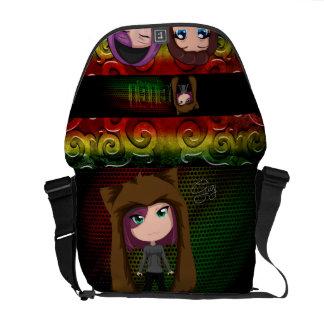 Gigi Messenger Bag