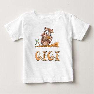 Gigi Owl Baby T-Shirt