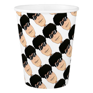 Gigi style paper cup