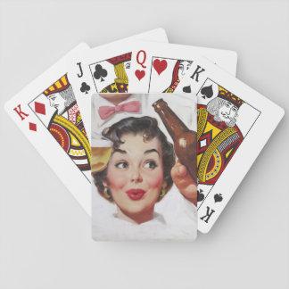 GIL ELVGREN _1 Pin Up Art Playing Cards