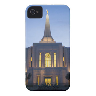 GIlbert Arizona LDS Temple iPhone 4 Case-Mate Cases