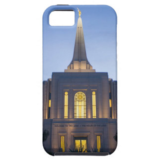 GIlbert Arizona LDS Temple iPhone 5 Cases
