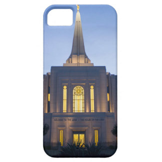 GIlbert Arizona LDS Temple iPhone 5 Covers