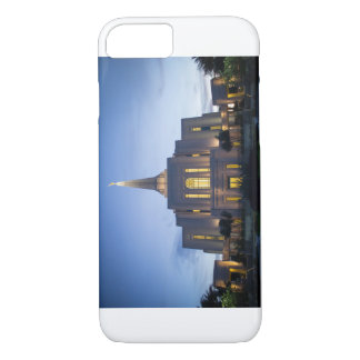 Gilbert Arizona Temple Iphone Case