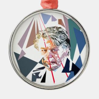 Gilbert Collard Metal Ornament