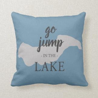 Gilbert Lake Pillow