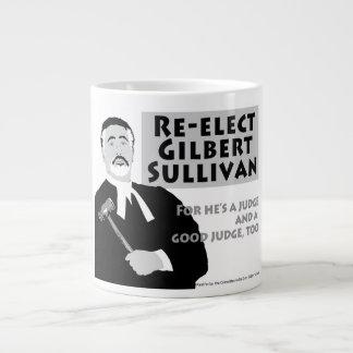 Gilbert Sullivan Jumbo Mug