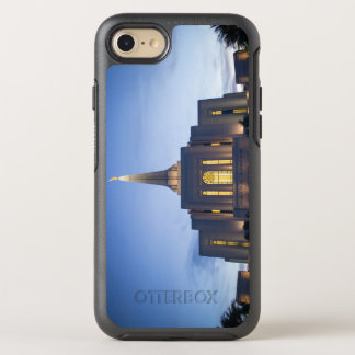 Gilbert Temple at sunset OtterBox Symmetry iPhone 8/7 Case