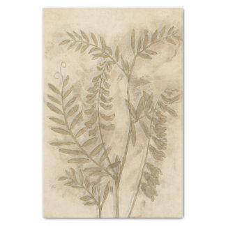 Gilded Foliage I Tissue Paper