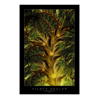 Gilded Hollow Poster