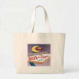 GILFs-n-Vegas_hires Large Tote Bag
