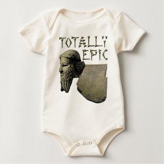 Gilgamesh: Totally Epic Baby Bodysuit