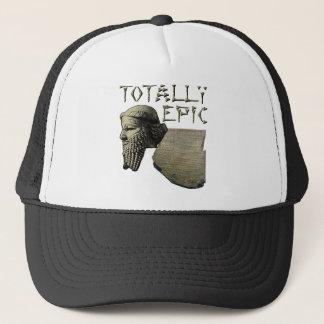 Gilgamesh: Totally Epic Trucker Hat