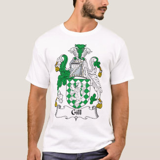 Gill Family Crest T-Shirt